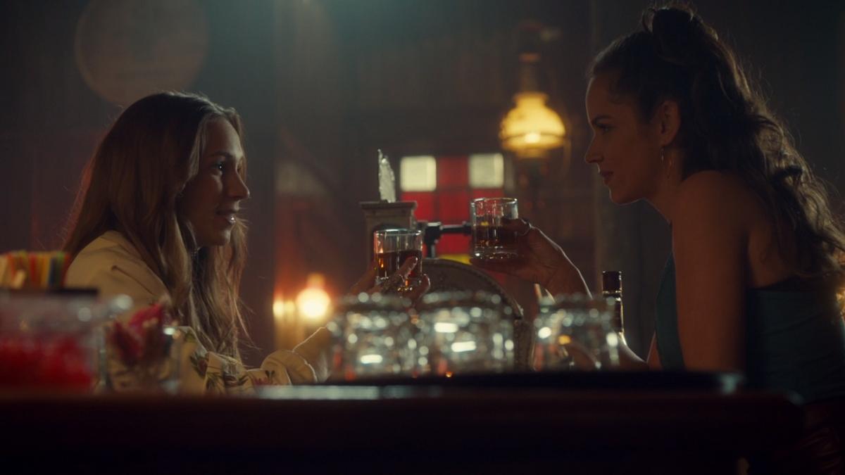 Wynonna Earp Recap 2.09 Bartender's Choice