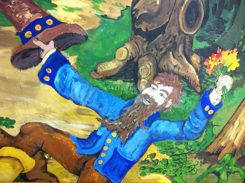 Tom Bombadil: Monster, Predator, Poet