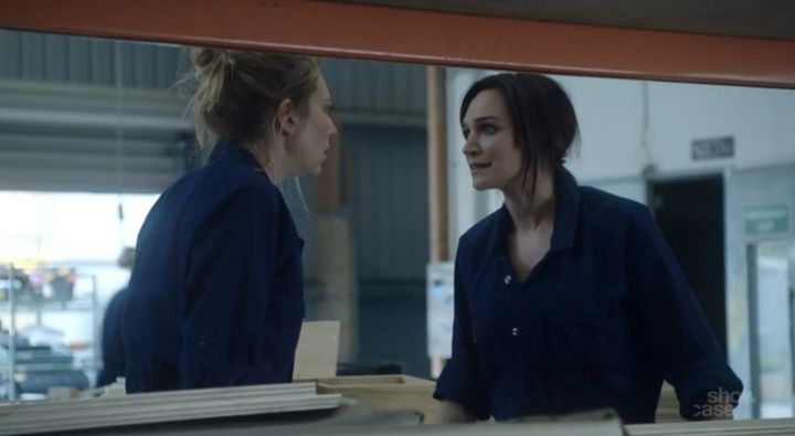 Wentworth Recap 5 12 Bad Riddance - The Dart